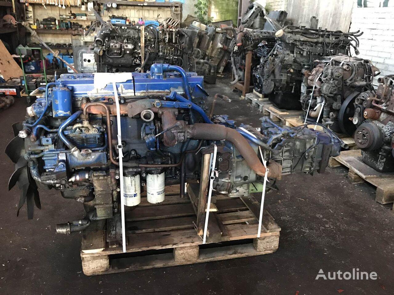 двигатель IVECO 8360.46 для грузовика IVECO Eurocargo
