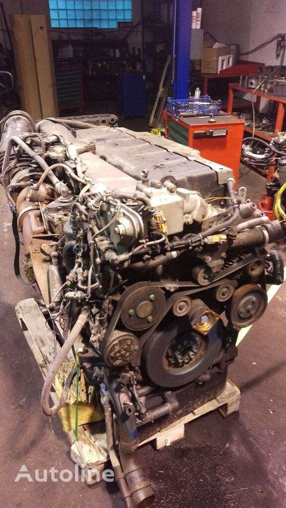 двигатель D2676LF для грузовика MAN TGX