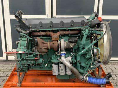 двигатель VOLVO D9B для тягача VOLVO