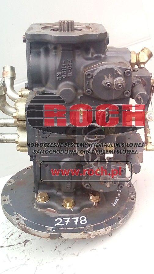гидравлический насос KOMATSU D51 PX 22 720-1L-11120 K2 для экскаватора