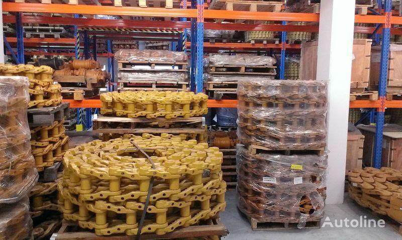 гусеница CATERPILLAR ролики , цепь, направляющие колеса для бульдозера CATERPILLAR D4, D5, D6, D7, D8