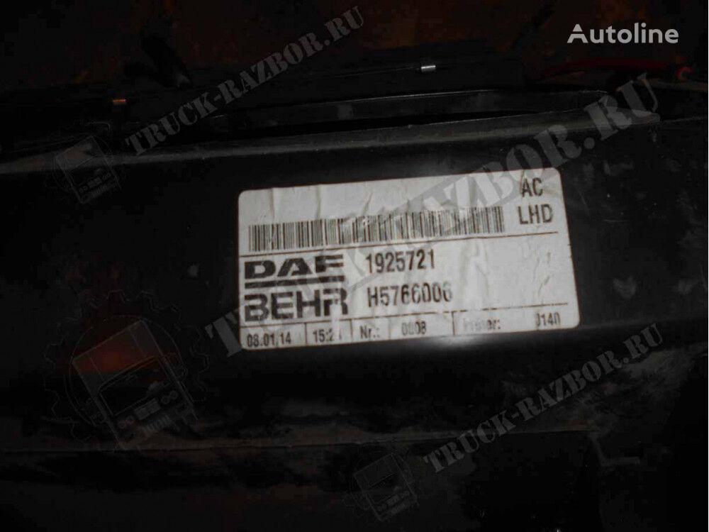 радиатор печки DAF для тягача DAF