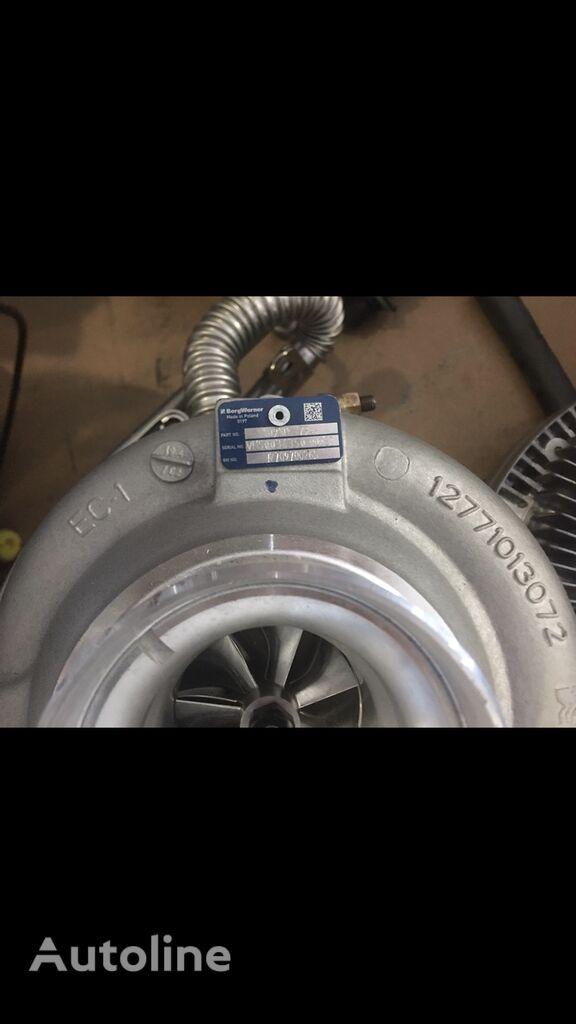 запчасти 51091017294 man d0836 turbocharger  www.balparts.com BORGWARNER man d0836 turbocharger 51091017294 для грузовика MAN man d0836